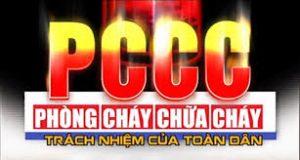 PCCC phòng cháy chữa cháy