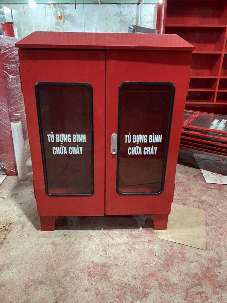 Tủ đựng bình chữa cháy ngoài trời lớn