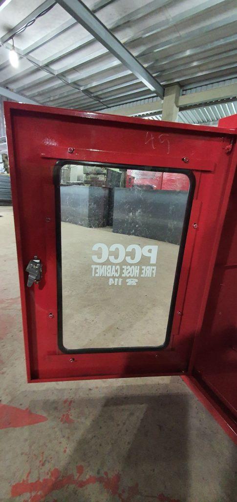 Cửa tủ đựng bình chữa cháy TD : 005